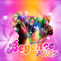 Beyonce Photopack PNG 1 by BitchesImAwesome
