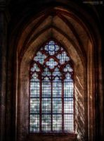 Window and Morning Light by robiross66