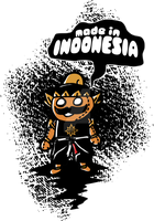 Made In Indonesia by goodmorningnight