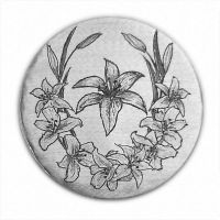 S078-Lillies-1976 by HiTechArtist