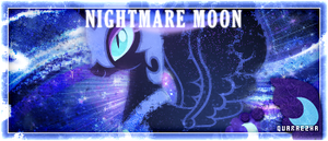 [Sig] Tagwall | Nightmare Moon by Paradigm-Zero