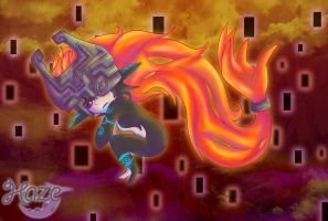 Midna- coloured by Ugh-first-aid