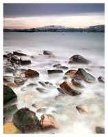 Swanage in winter by SebastianKraus