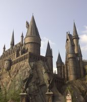 The Hogwarts Castle by ToxicSerpent