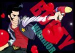 Space Dandy by Acerbic450