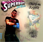 Superboy 2014 Fan Art by ThorMathiessen