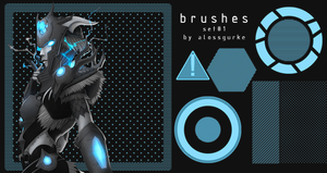 [BRUSH # 1] By Alossgurke by alossgurke