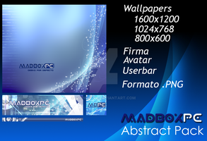 MadboxPC Abstract Pack by Snowpato