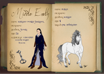 TWOR-LOTR - Ithilwen and Aeglos by DragonsTigerLilly