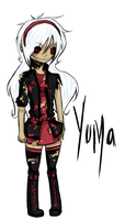Yuma -infected- Ref by xCrazyWonderlandx