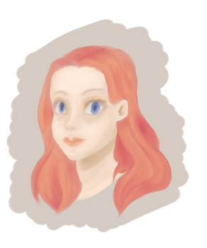 Painting attempt in SAI #01 by Razicon