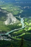 The charm of Banff by saldon