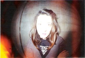 Fisheye light by fungopolly