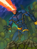 CYCLOPS by redeve