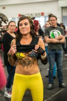 Frankfurt 22. Tattoo Convention by m00v