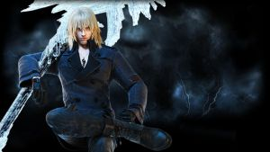 Snow Villiers Wallpaper - Lightning Returns by ShonnaWhite