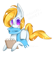 Magical Honey Gift :) by vanilla-button