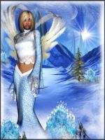 The Winter Angel by im1happy