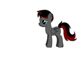 General Zoi Pony Creator 3 version of my OC by Staticassasin