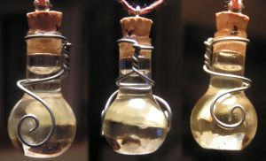Magic Vial -Sea of Tranquility by Izile