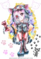 Tailed Beauty by Grotesque-89