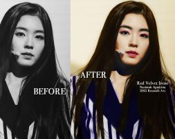 Tutorial How To Colorize Black White Photo by nazimahagustina