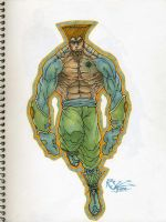 Guile Redux by nickybeats