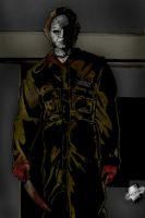 Michael Myers color. by SirMWayneKofViolence