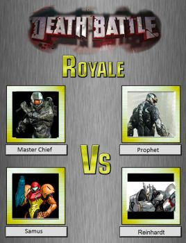 Death Battle Royale - Power Armour by spartan1994