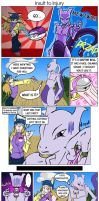 Insult to Injury by mewtaila