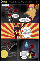 Onlyne Z Chap.5 Disaster! Tokyo in Trouble!- 08 by BiPinkBunny