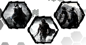 Middle-earth: Shadow of Mordor by WE4PONX
