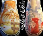 SHOES: She and Him v.2 by yurchan