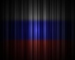 Wallpaper Russian flag dark by payalnic