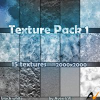 Texture Pack 1 by AverrisVis