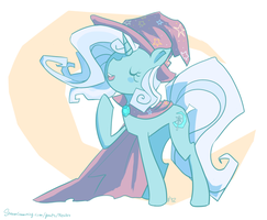 Trixie by Wrenhat