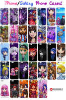 iPhone/Galaxy Cases! by FaithWalkers