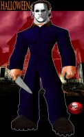 Michael Myers Ver2 Classic by TonyForever