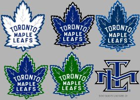Leafs vintage recolours by FineArtObserver