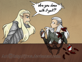 Tolkien: Are you done yet? by Jivra