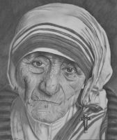 Mother Teresa by Betsy075