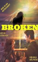 Broken Cover by miko647635