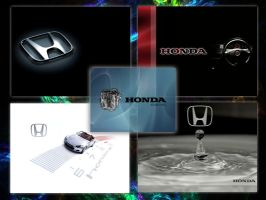 Honda Wallpaper Pack by gzalomoscoso