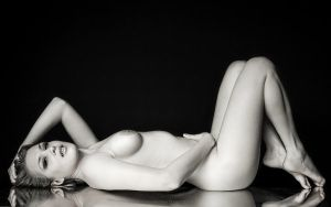 Artistic Nude - Highlights by BrianMPhotography