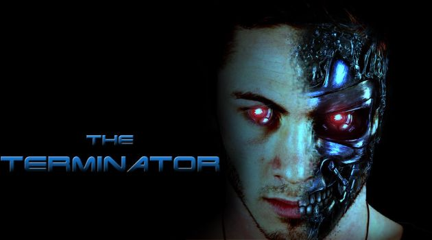 The Terminator by mrugeshmaheshwari