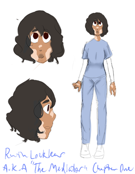 Official Ruth ref by nyich-comics