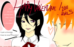 Vallentine IchIRUKI ver by byaruki-deathberry