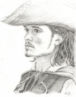 Will Turner by Powerfulwoodelf