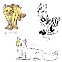Dog Adoptables by Soviet-Union-Russia