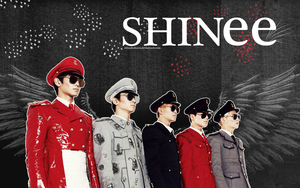 SHINee Wallpaper by edinaholmes